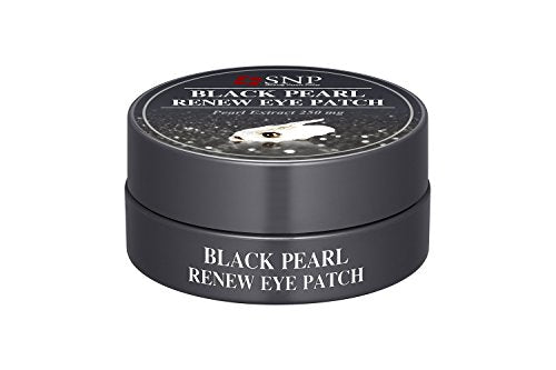 Black Pearl Eye Patch