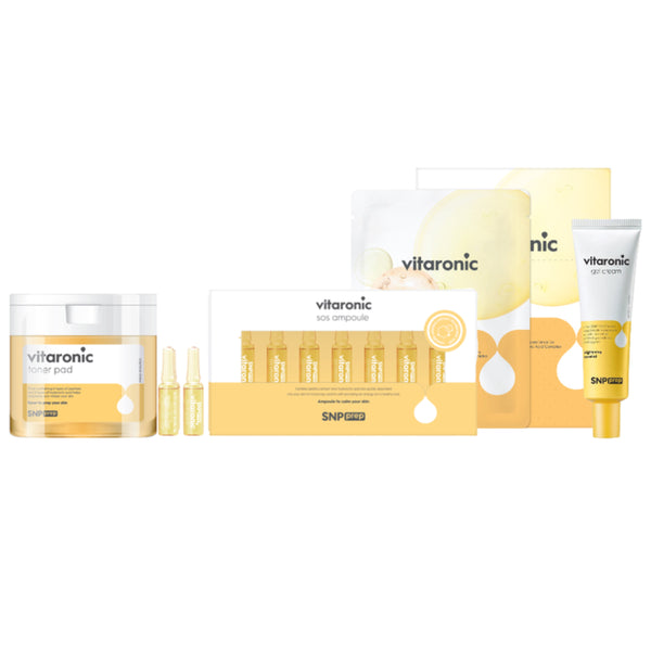 SNP PREP - Vitaronic Skin Care Set (Original Value $74)
