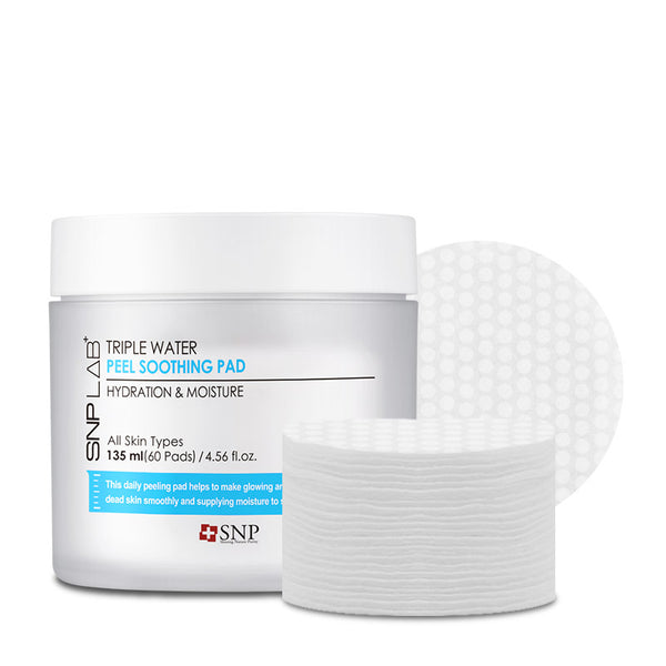 LAB+ Triple Water Peel Soothing Pad