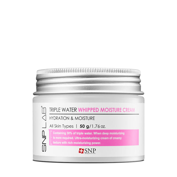 LAB+ Triple Water Whipped Moisture Cream