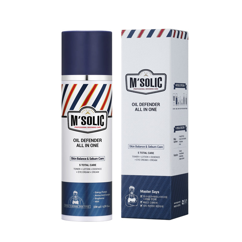 M'Solic Oil Defender All-in-One