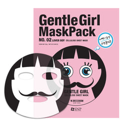 Gentle Girl MaskPack No. 02 Lover Boy