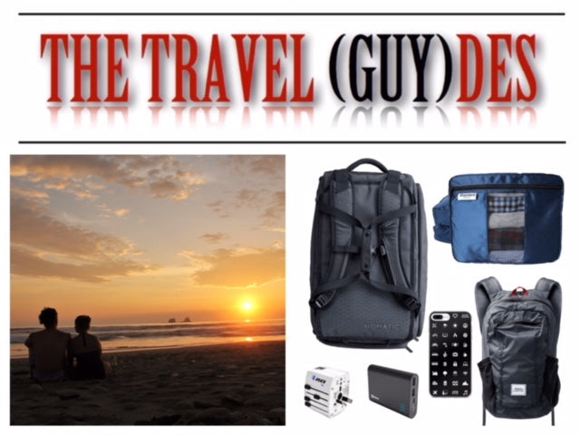 Podcast Interview with The Travel (Guy)des