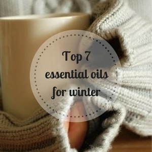 Top 7 essential oils for winter