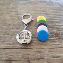 Diffuser Key Ring/Bag Clip