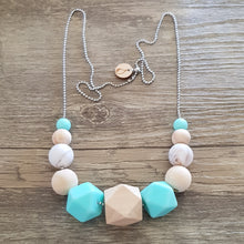 Diffuser Necklace - Geo