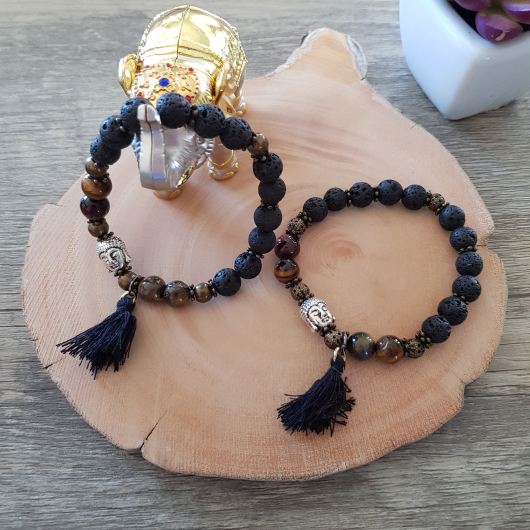 Diffuser Bracelet - Golden Tigers Eye