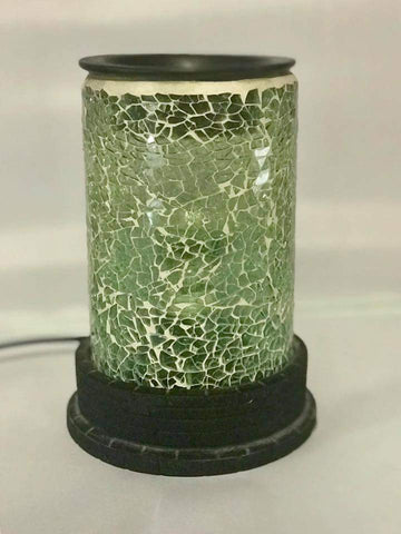 Wax Warmer - Mint Mosaic