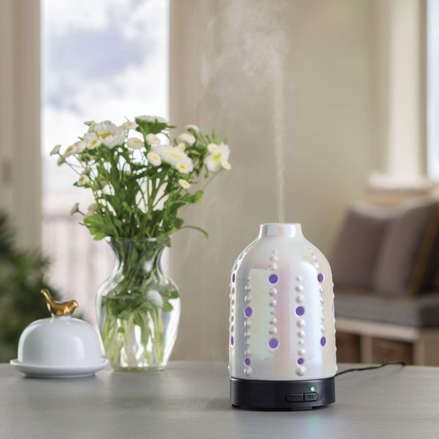 Aroma Diffuser - Pearlescent - Aura Lowanna