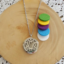 Diffuser Necklace - Lotus