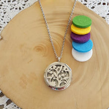 Diffuser Necklace - Tree of Life