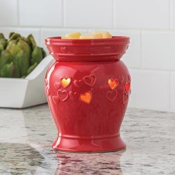 Wax Warmer - Sweetheart