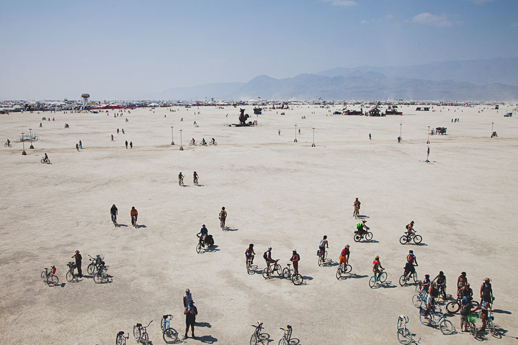 Surrendering to the Road – A Journey to Burning Man