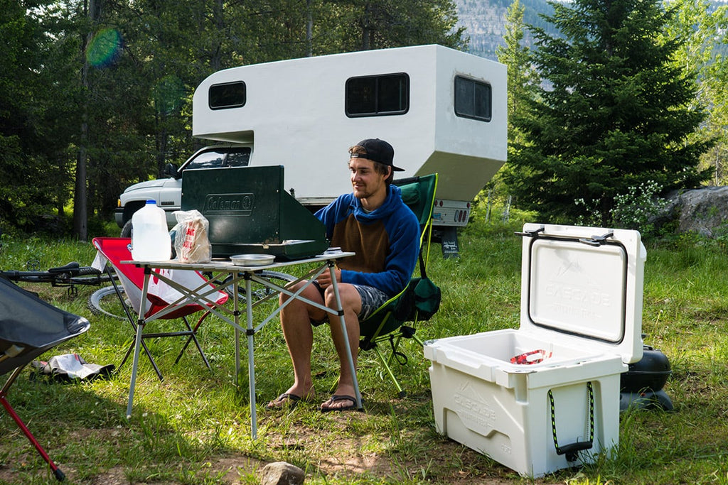 How to Build Out Your Camp Kitchen