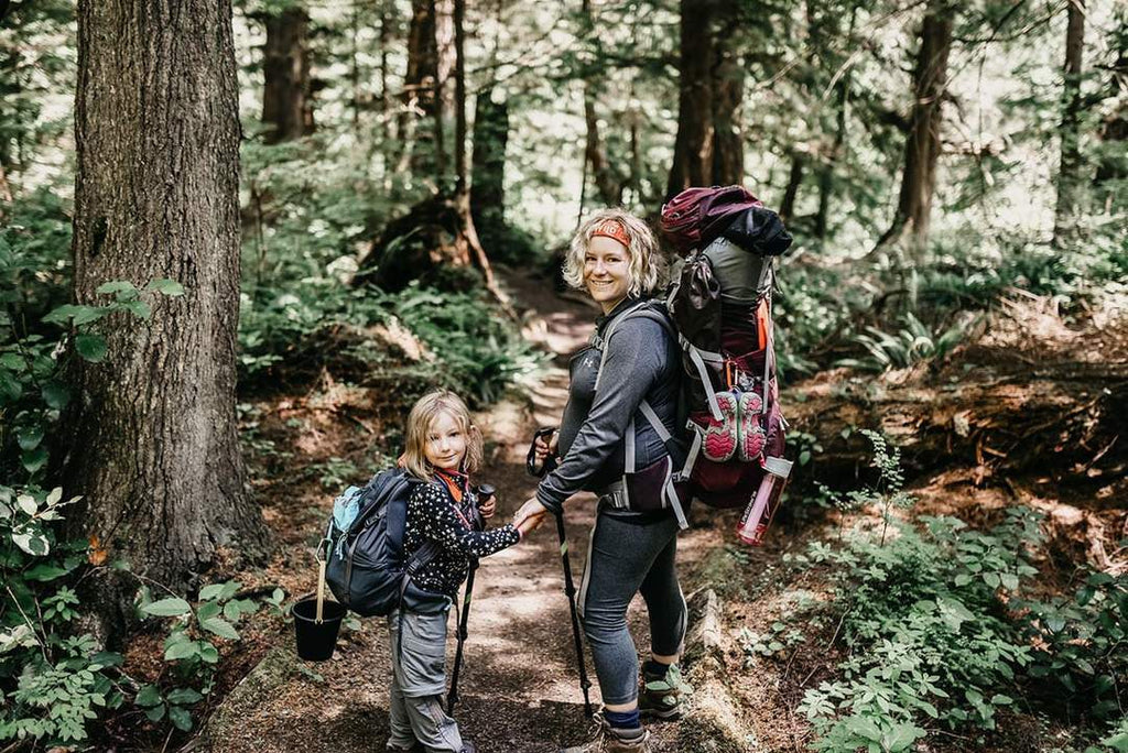 How to Motivate Kids to Hit the Trail