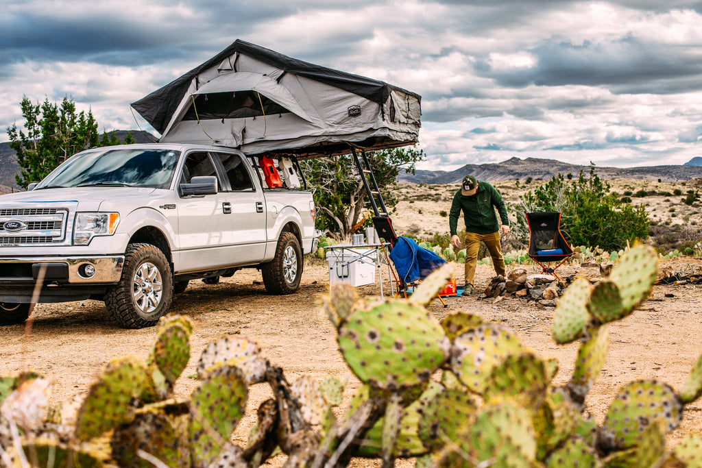 10 Tips for Winter Camping in the Desert - Desert Overlanding Camp