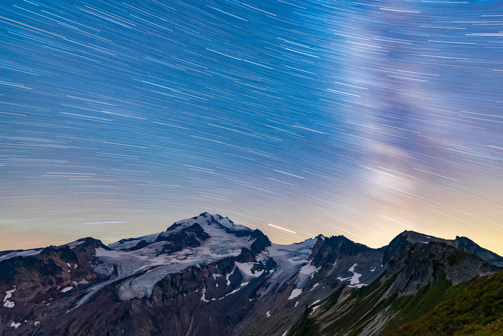Views from the Top: Glacier Peak Wilderness