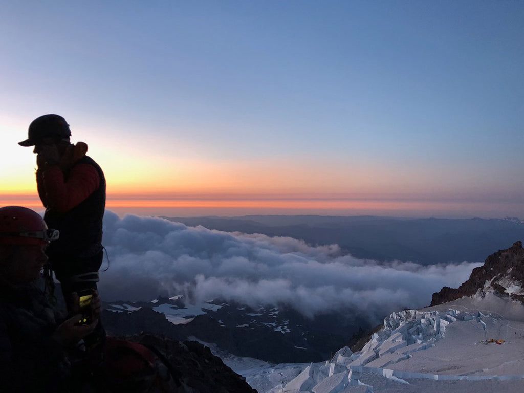Preparation Meets Opportunity: Lessons Learned on a Summit Attempt at Mt. Rainier