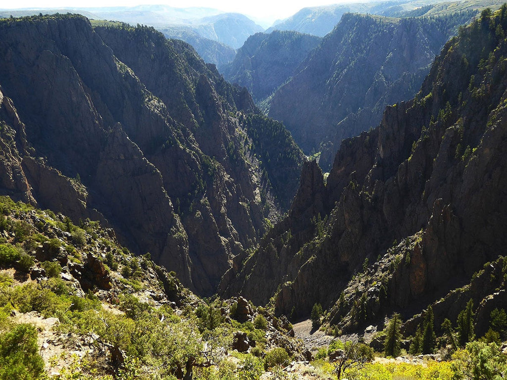 Exploring Colorado: A Look Inside Black Canyon of the Gunnison National Park
