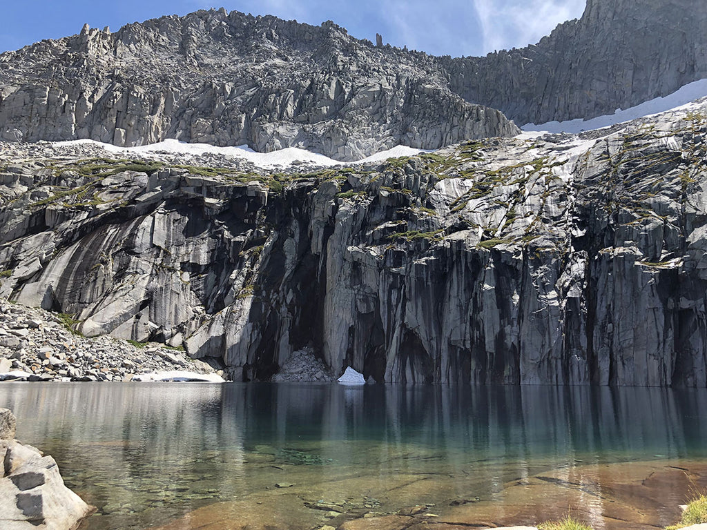 Views from the Top: Precipice Lake via the High Sierra Trail