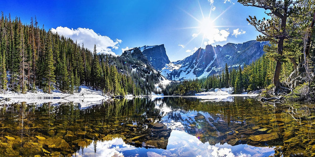 Exploring Colorado: A Look Inside Rocky Mountain National Park