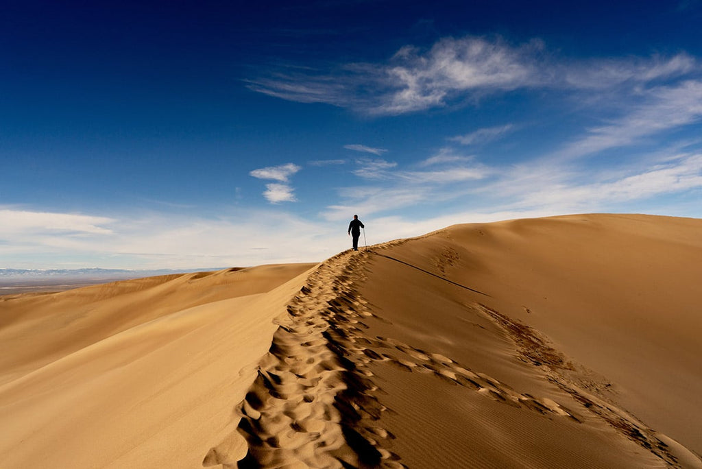Exploring Colorado: Great Sand Dunes National Park & Preserve