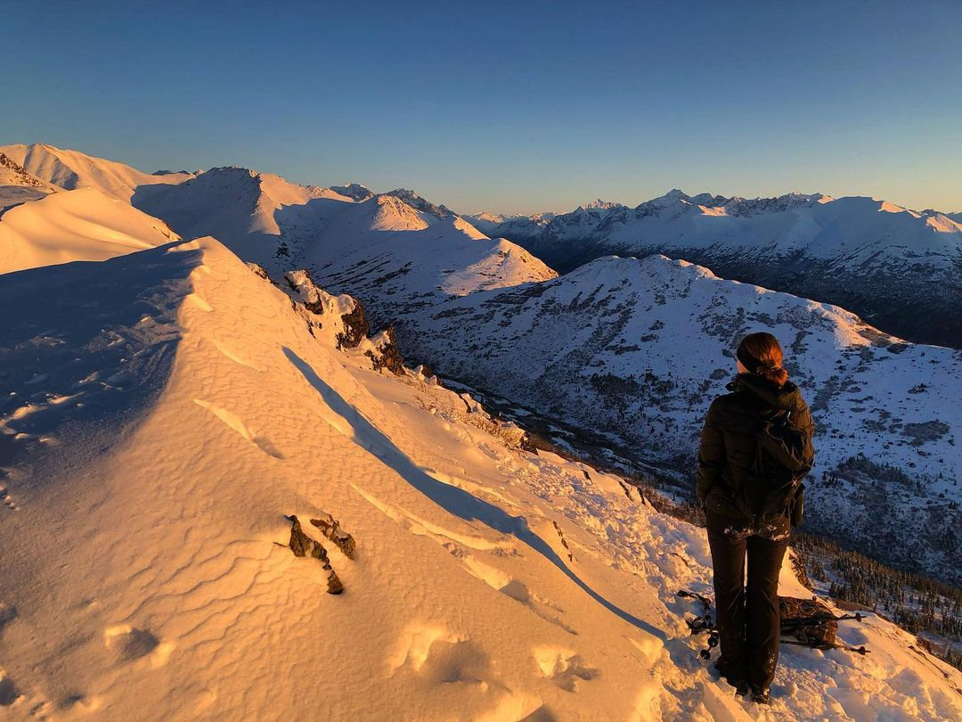 New Year, New Goals - Creating Outdoor New Years Resolutions with the CMT Outbounders - Alaska Hike