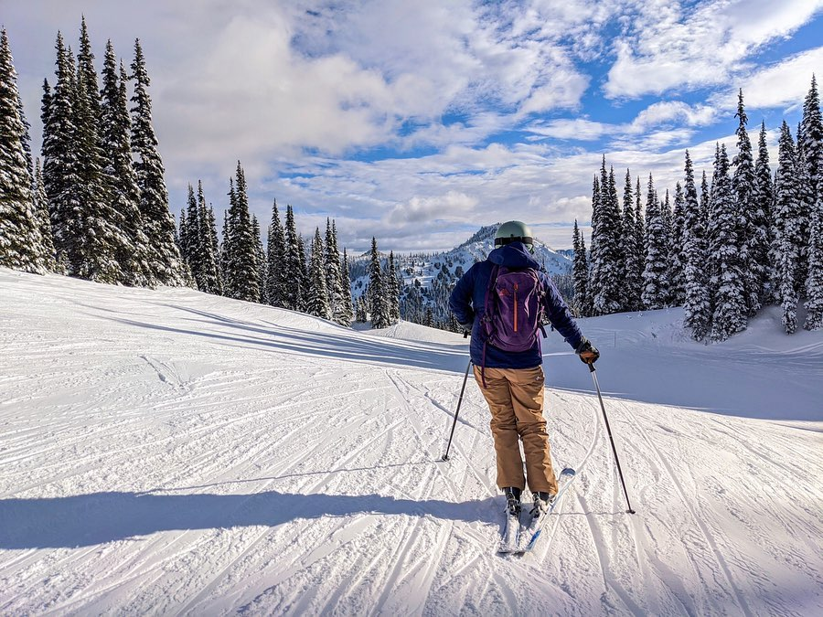 Winter Adventures: Tips for Adventuring In Cold Weather from the CMT Outbounders - Winter Skiing