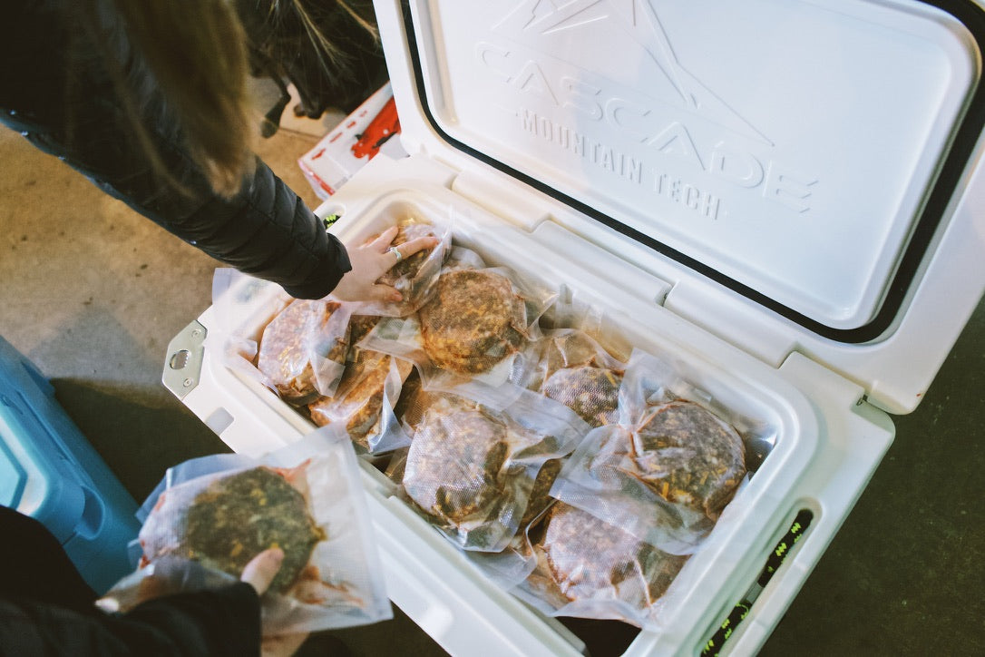 How the Sausage Gets Made: What Goes Into a Successful Elk Hunt (Plus an Elk Sausage Recipe) - Elk Sausage Cooler