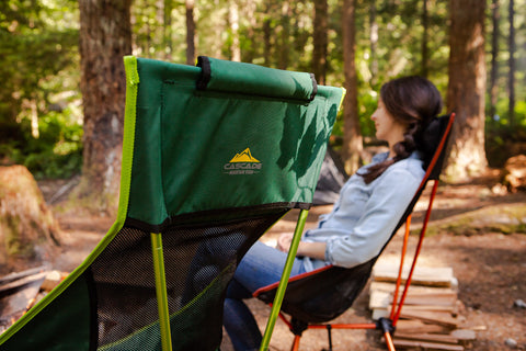 High Back Camping Chair