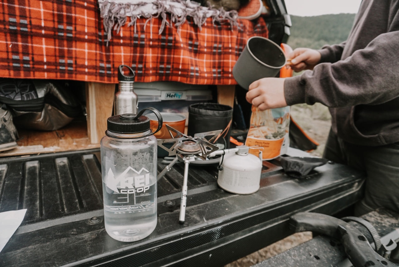Pand-epic: How Two Adventurers Turned Furloughs Into an All-Time Road Trip - Car Camping Cooking