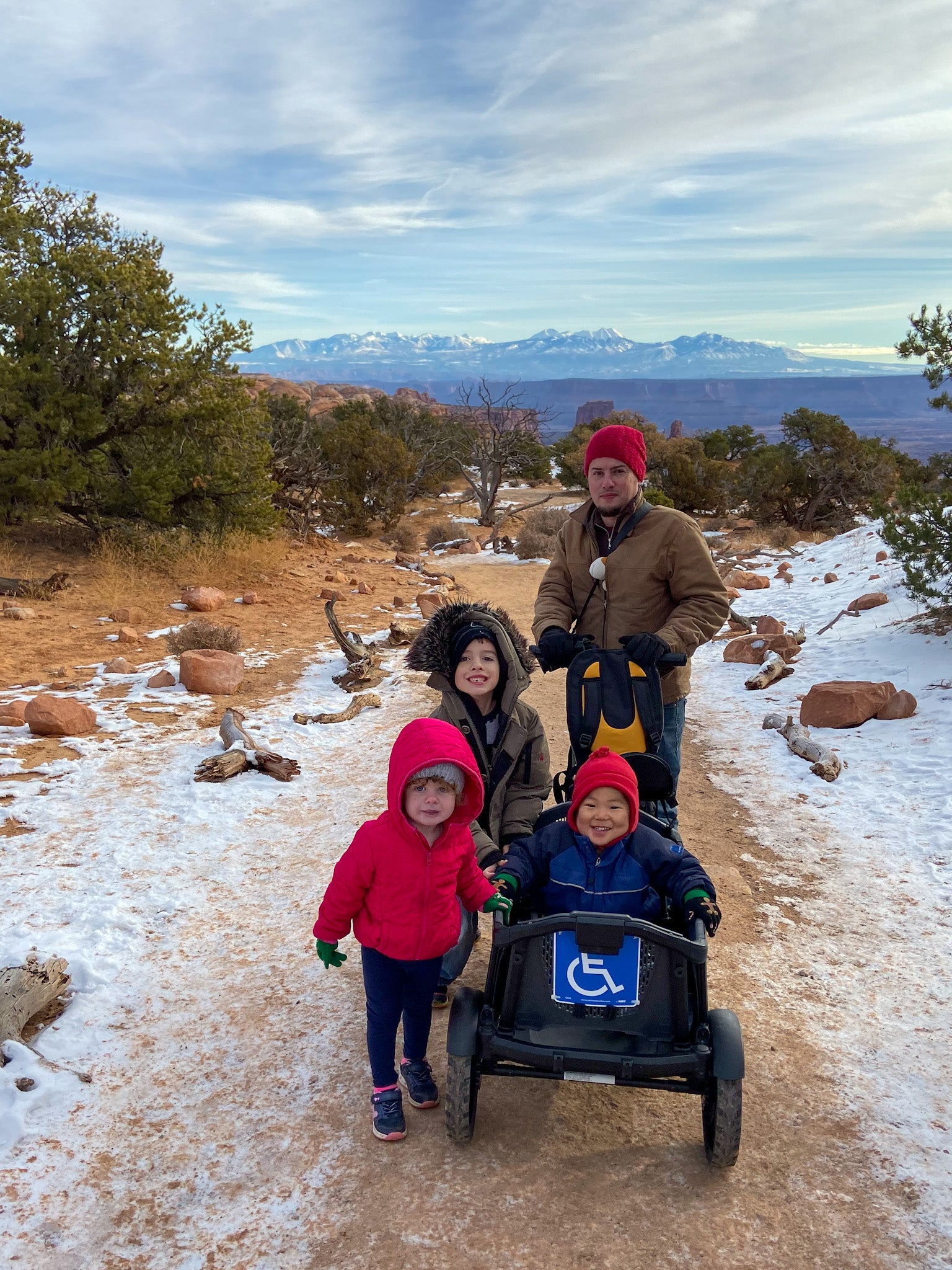 A PARENT'S ADVICE FOR GETTING OUTSIDE WITH A SPECIAL NEEDS KID - Wheelchair