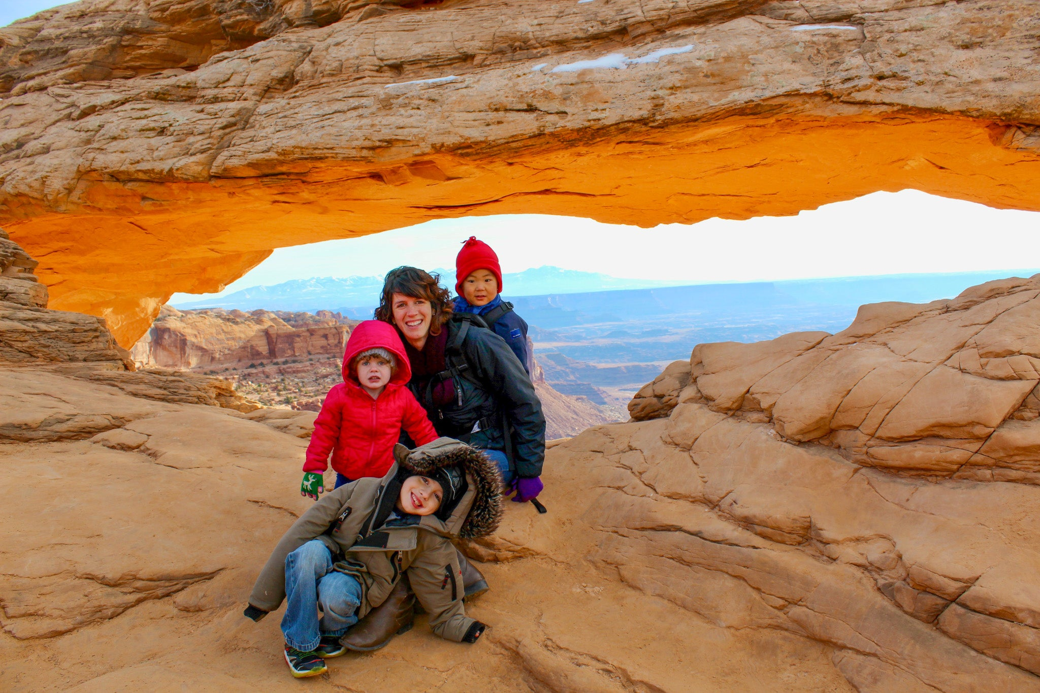 A Parent's Advice for Getting Outside with a Special Needs Kid - Family Hike