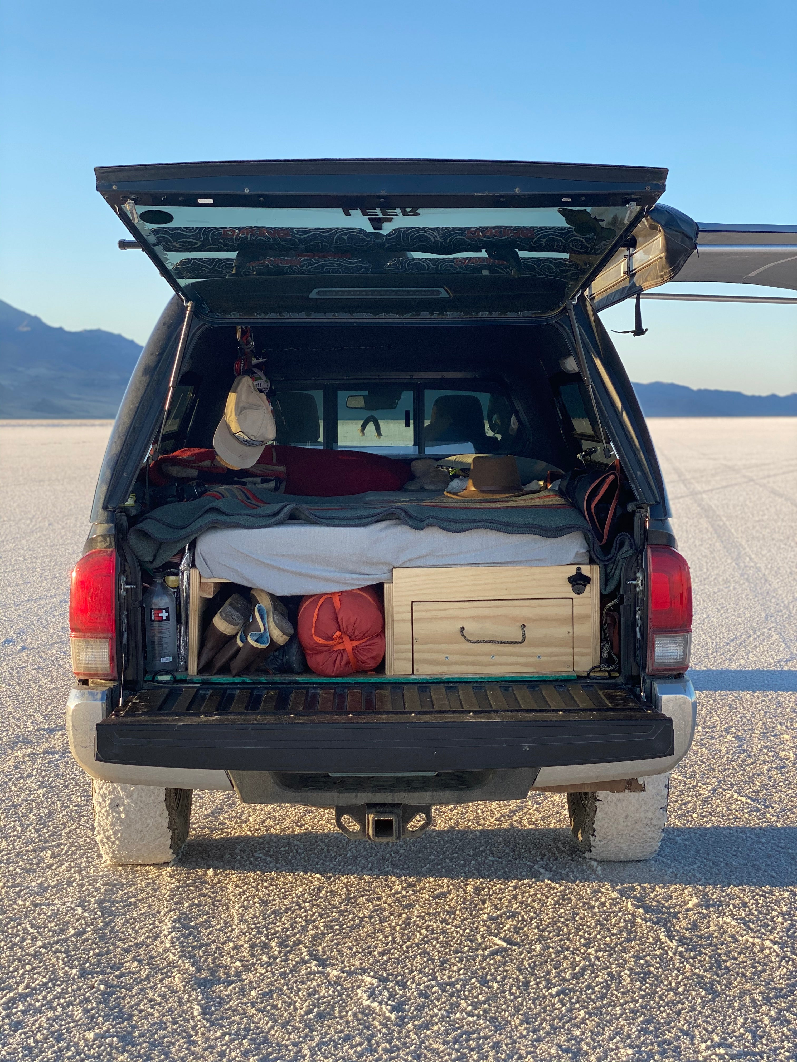 Pand-epic: How Two Adventurers Turned Furloughs Into an All-Time Road Trip - Car Camping Desert