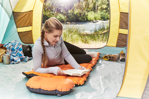 Camping Sleeping Pad Set