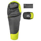 THE ADVENTURE 30 DEGREE MUMMY SLEEPING BAG