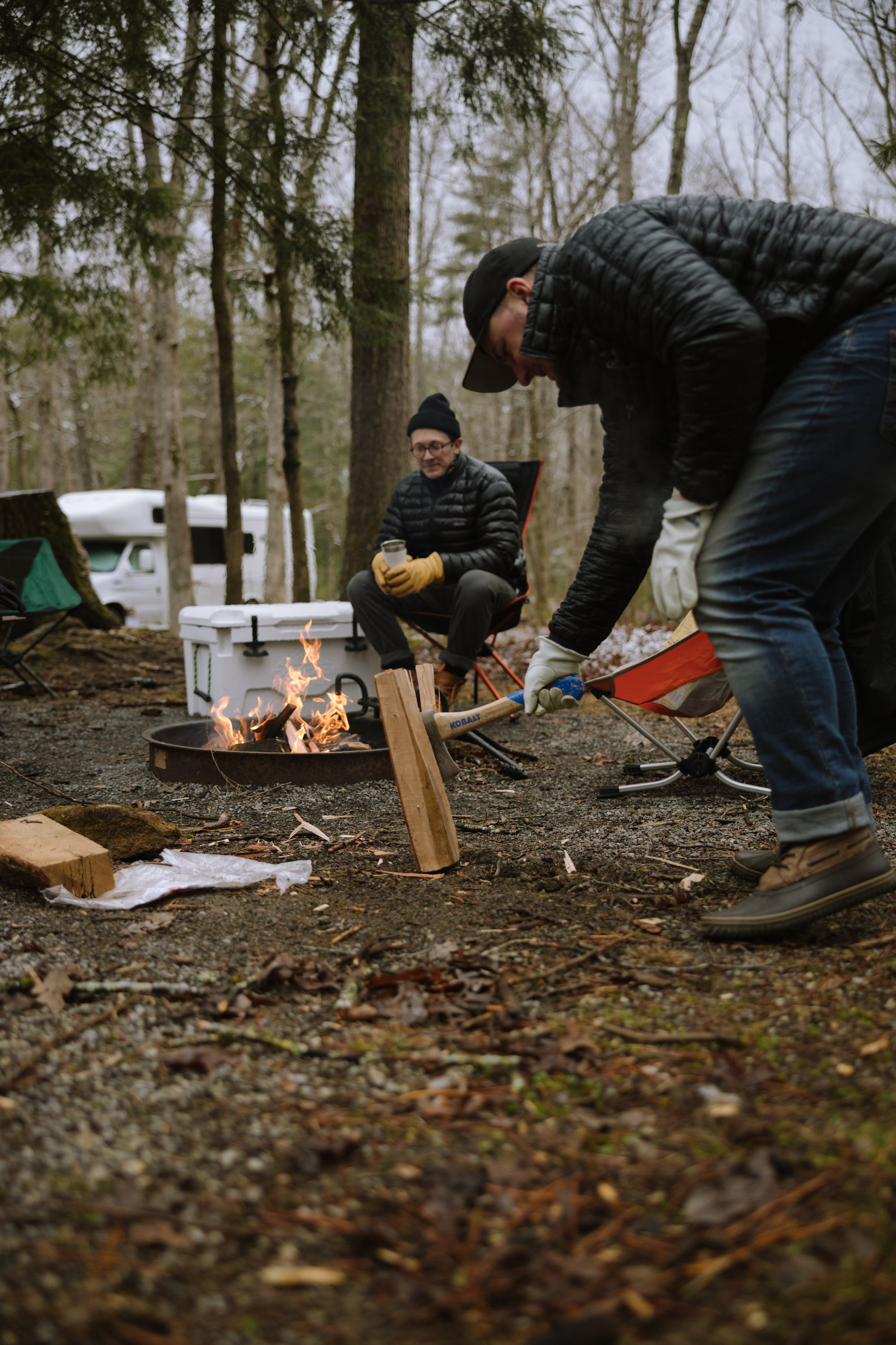 Winter Adventures: Tips for Adventuring In Cold Weather from the CMT Outbounders - Winter Campfire