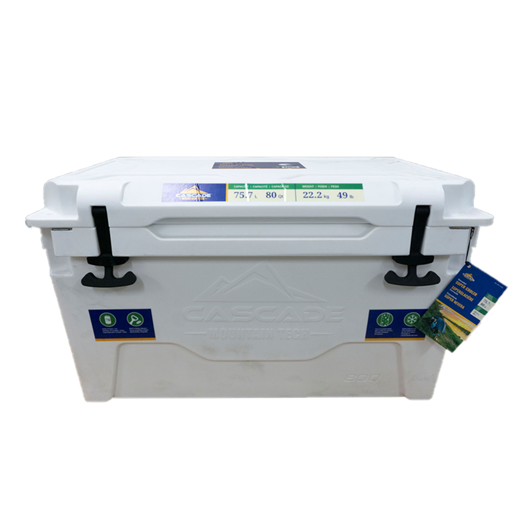 Scratched & Dented Roto Molded Cooler White - 45 & 80 Quart