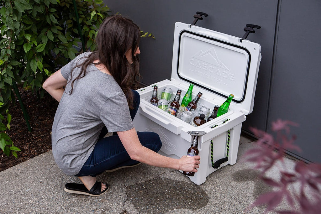 Cascade Mountain Tech 45 Quart Super Cooler