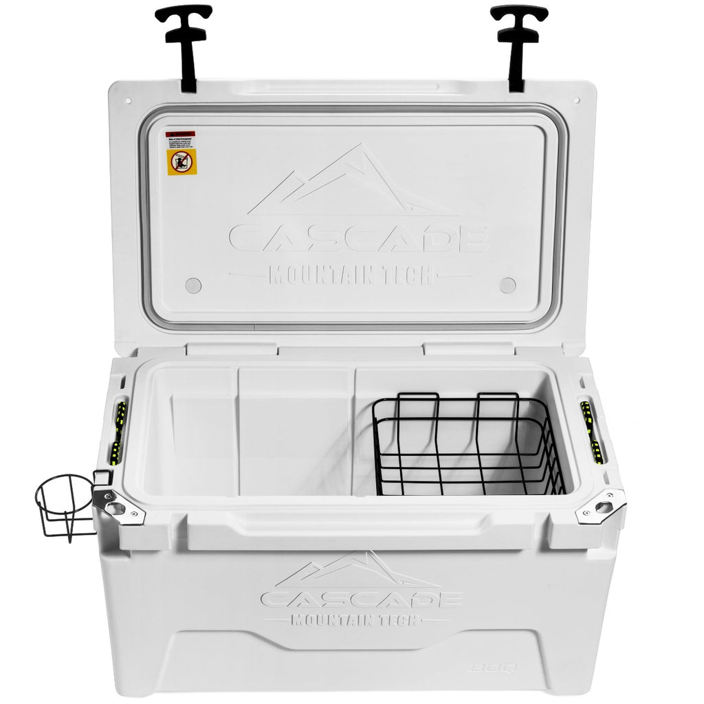 Cascade Mountain Tech Cooler Basket - 80 Quart