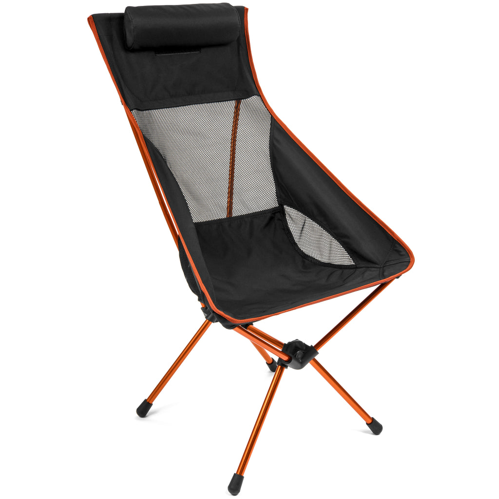 Cascade Mountain Tech Ultralight Packable High-Back Camp Chair