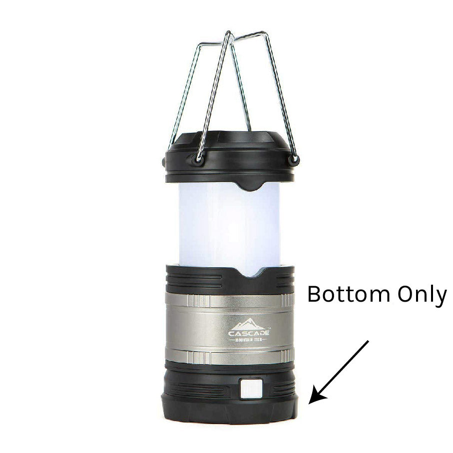 Pop-Up SMD Lantern, Black - Replacement Bottom
