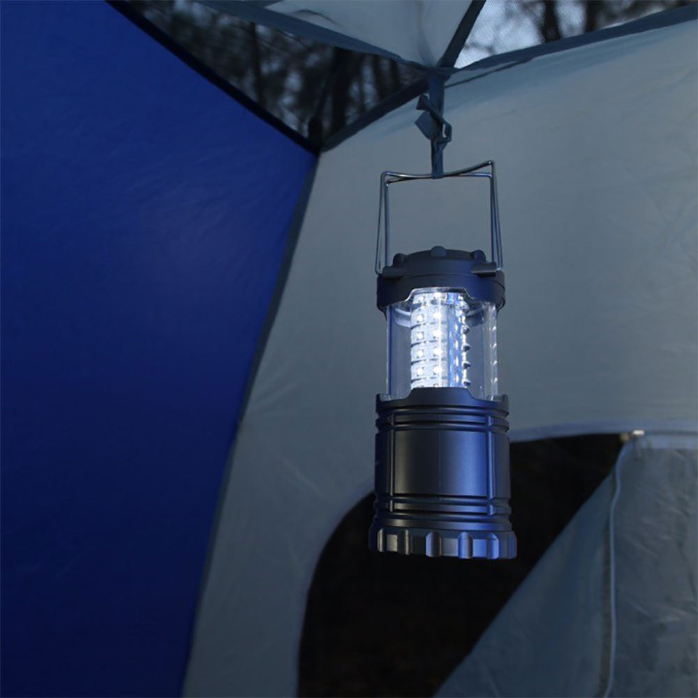 Cascade Mountain Tech Pop-Up LED Lantern 2 Pack