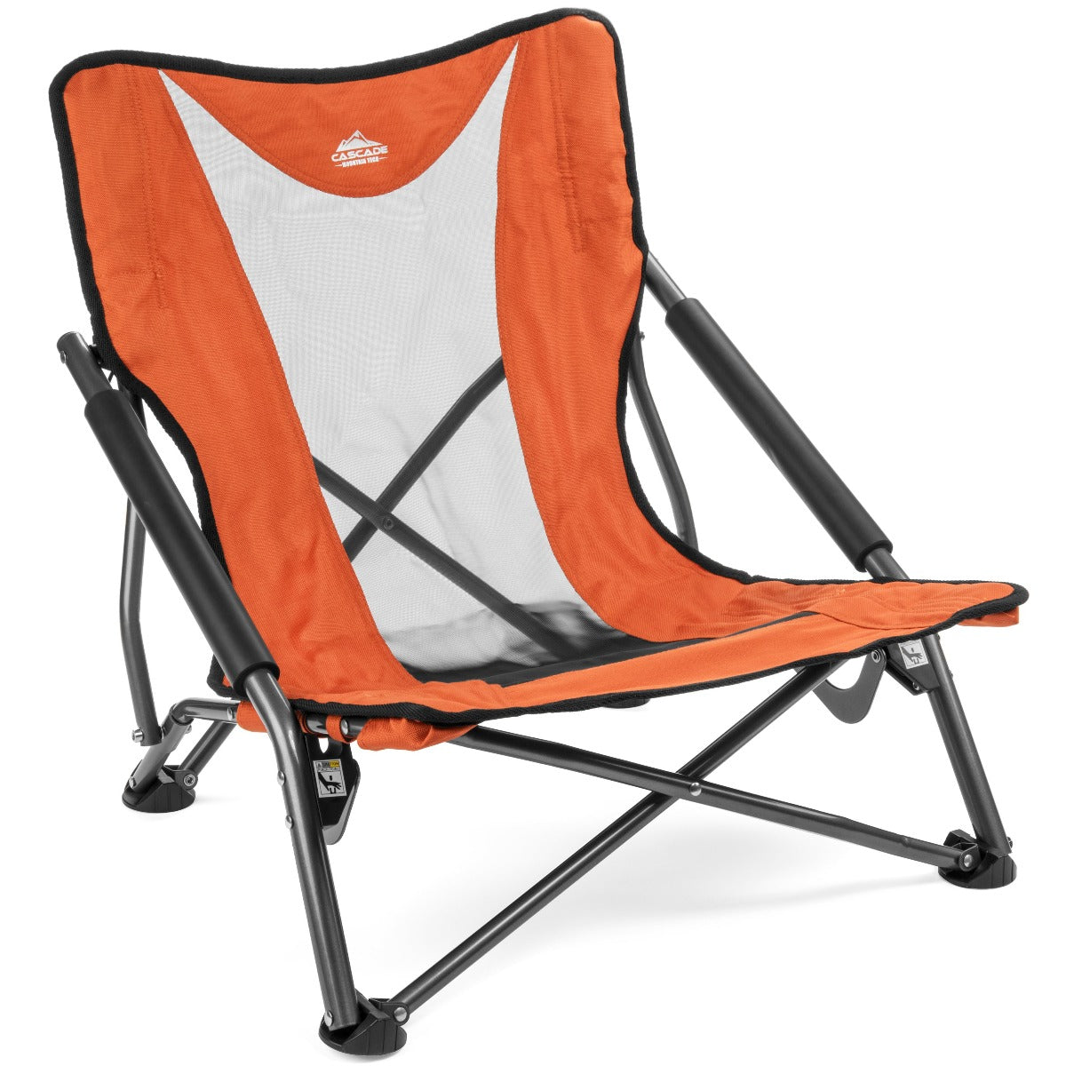 Cascade Mountain Tech Low Profile Camp Chair