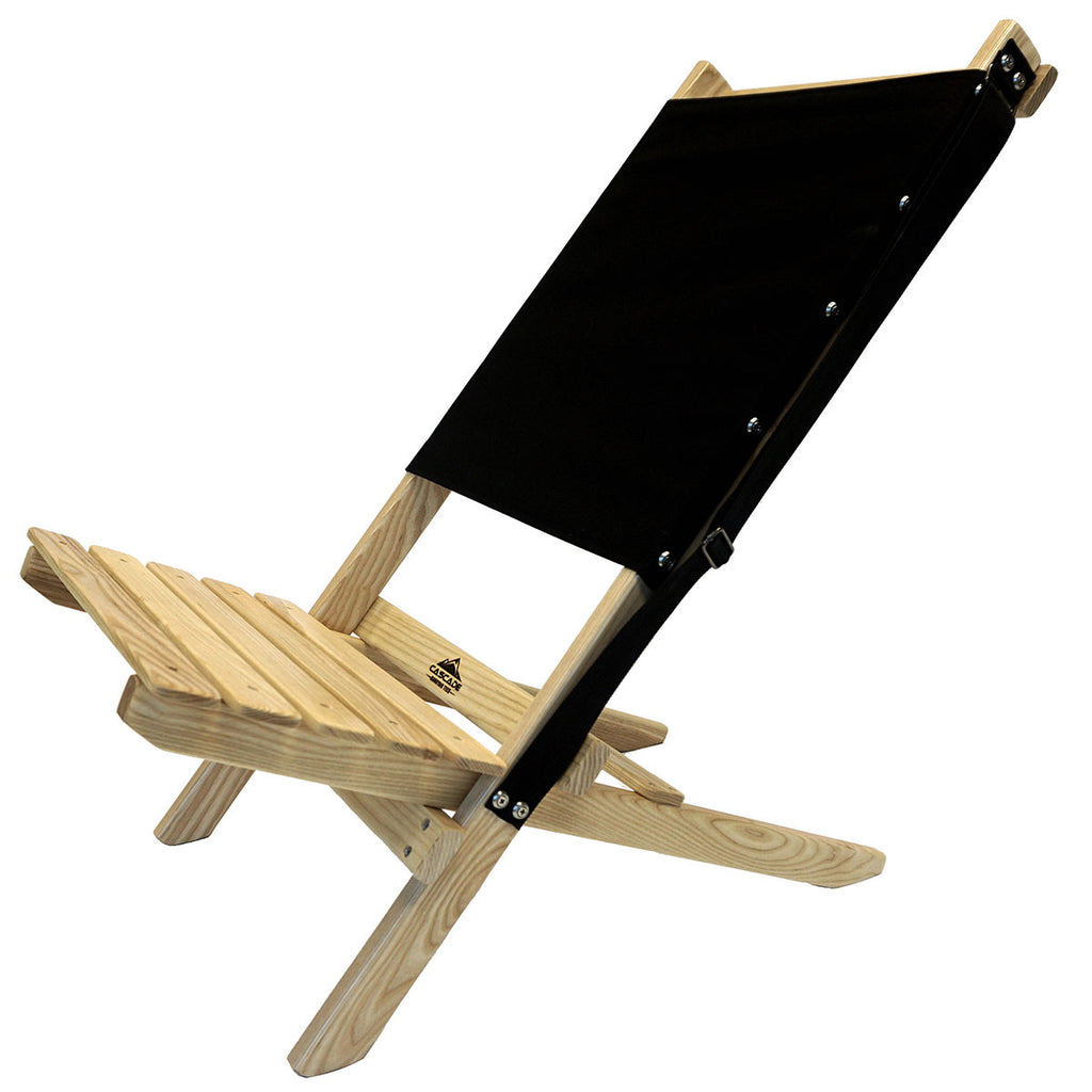 Ash Wood Beach Chair