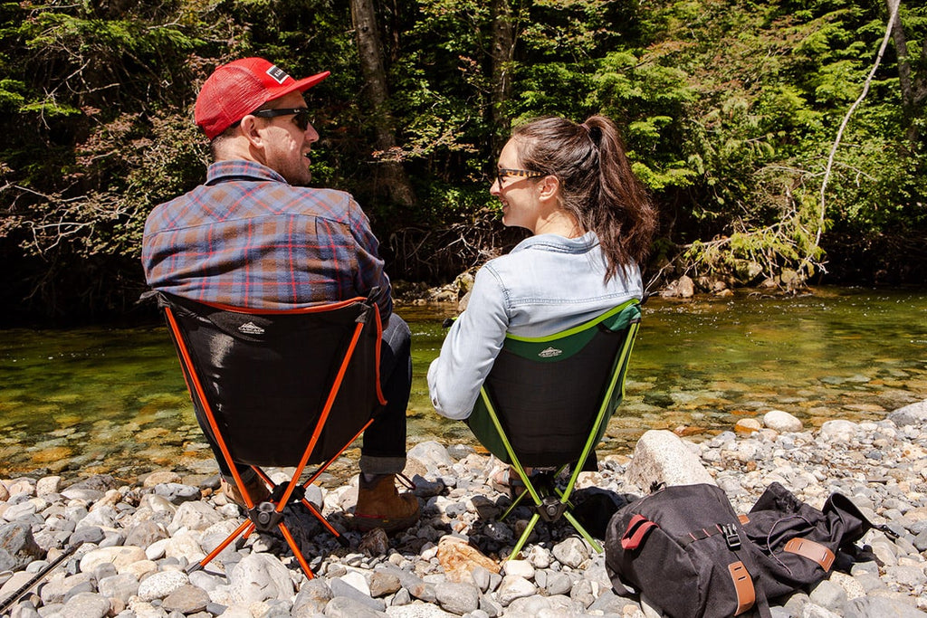 Cascade Mountain Tech Ultralight Packable Camp Chair