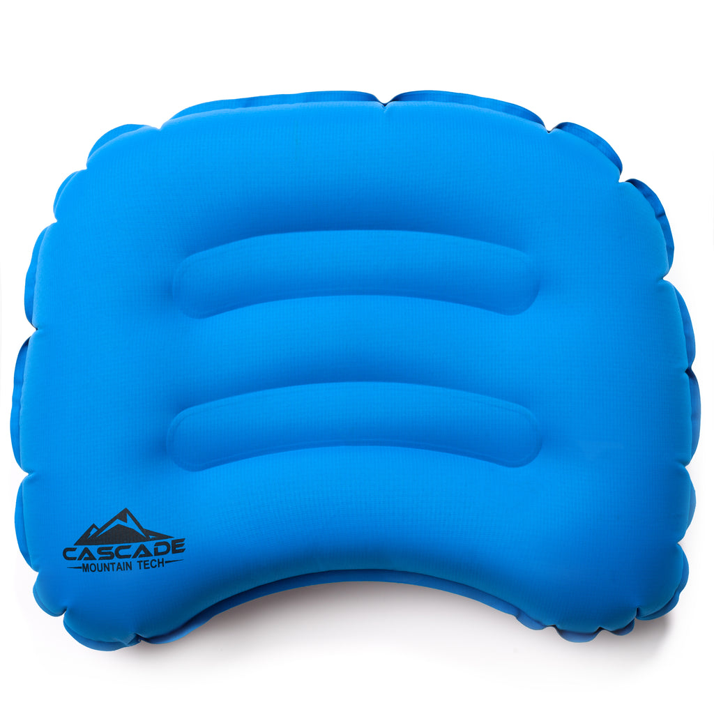 Premium Inflatable Camping Pillow