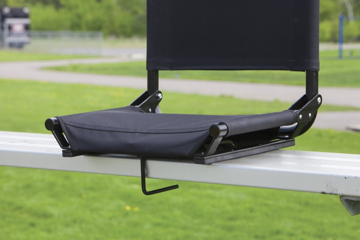 Markwort Wide Stadium Chair with Black Carrying Bag