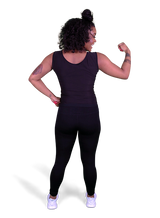 image-main:Anti-Cellulite Compression Leggings - Bundle Of 2