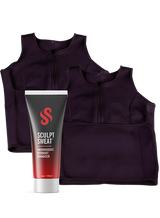 image-main:2 Sweat Vests + Sweat Cream Bundle